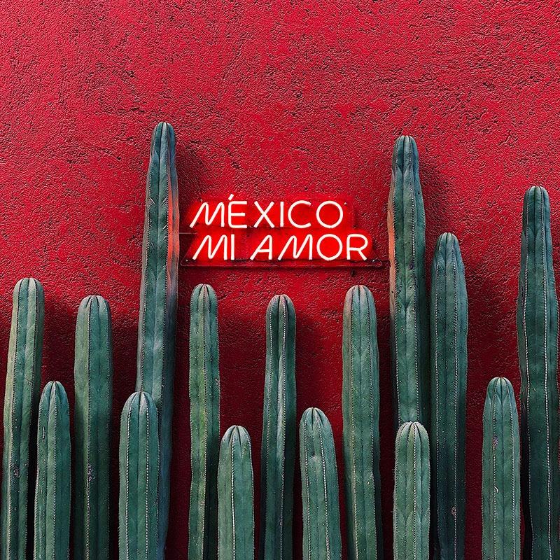Messico Colori