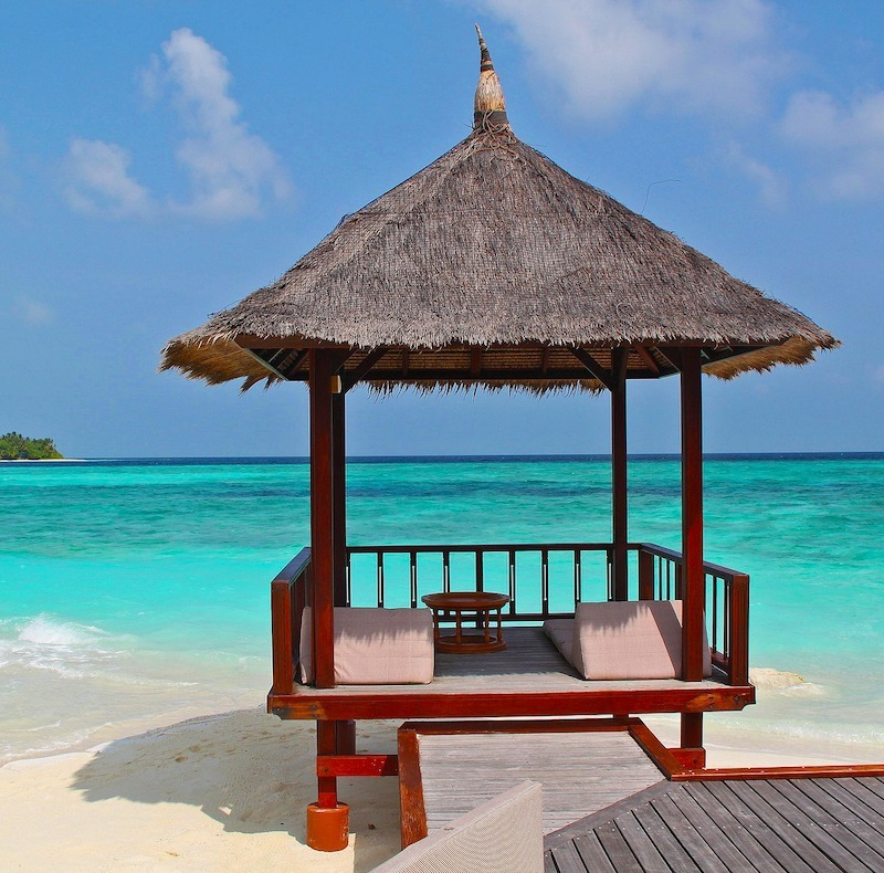 """resort maldive"""